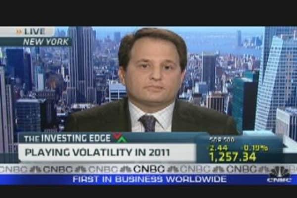 Preparing for 2011 Volatility
