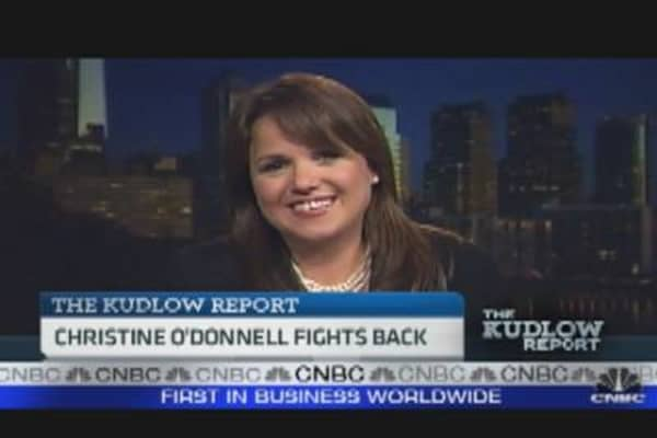 Christine O'Donnell Fights Back