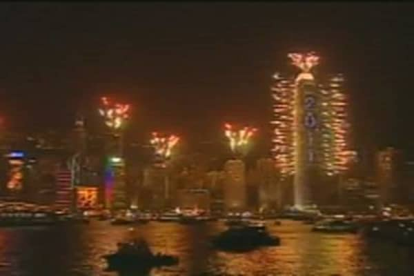 New Year Celebrations Around the Globe