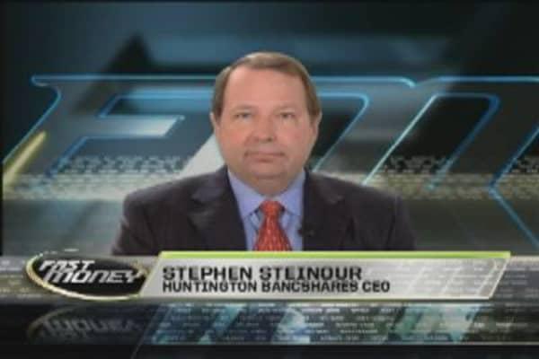 Steinour on Regional Banking