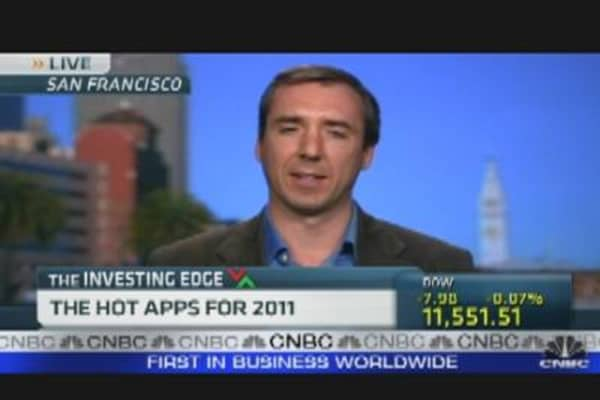 Hot Apps for 2011