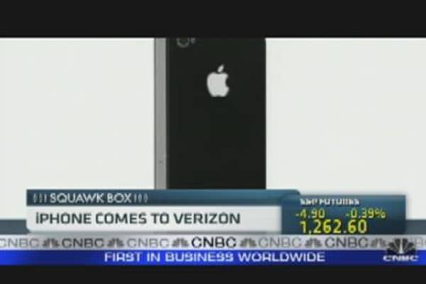 iPhone Comes to Verizon