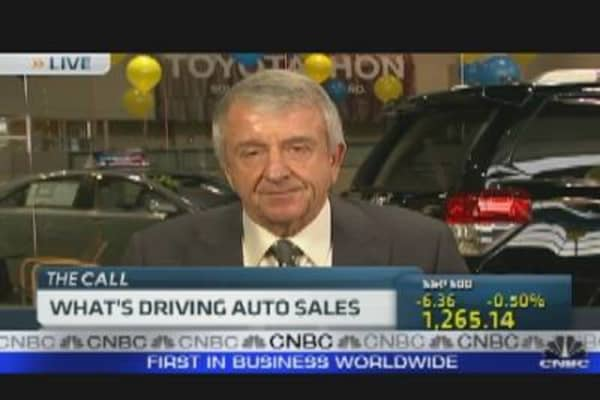 What's Driving Auto Sales