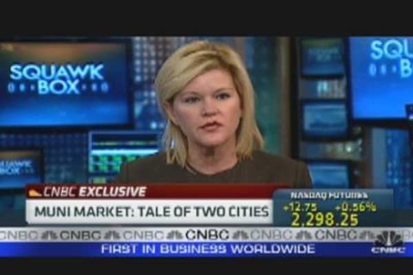 Muni Market: Tale of 2 Cities
