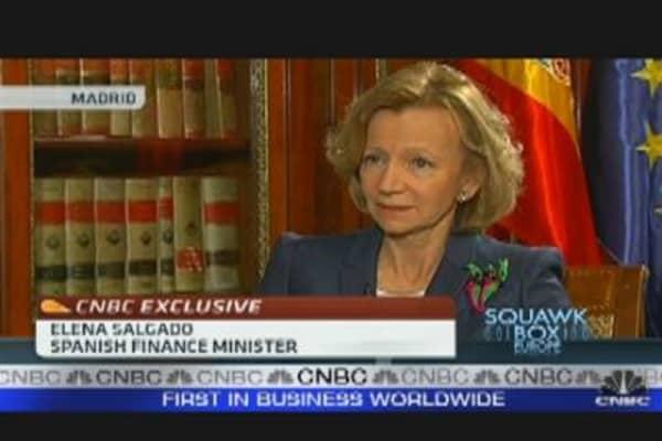 Spanish Banks Not Reliant on ECB: Finance Minister