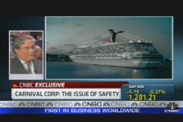 Carnival Corp: The Royal Lines