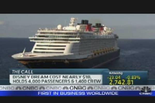 Disney's New Ocean Liner
