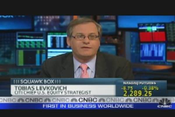 February: No Love for Stocks?