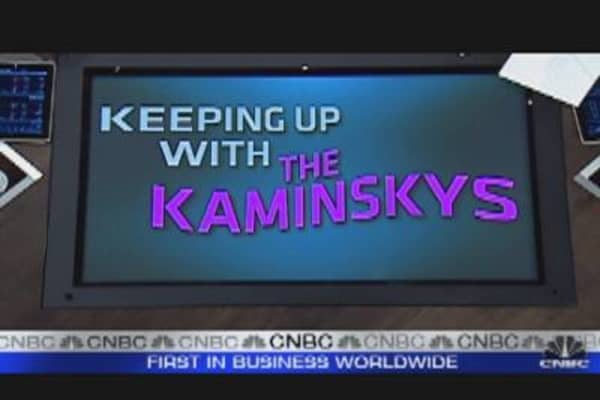 Keeping Up With the Kaminskys