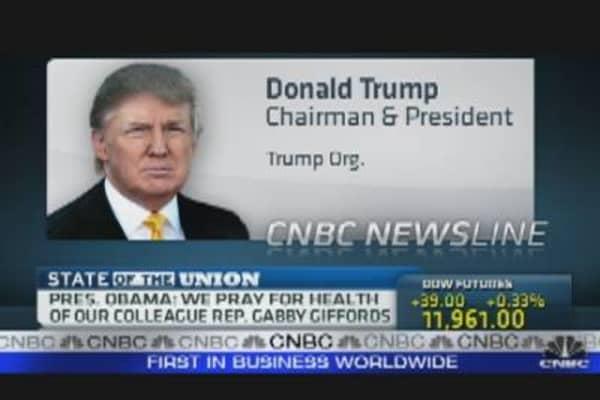 Trump on Obama's Address
