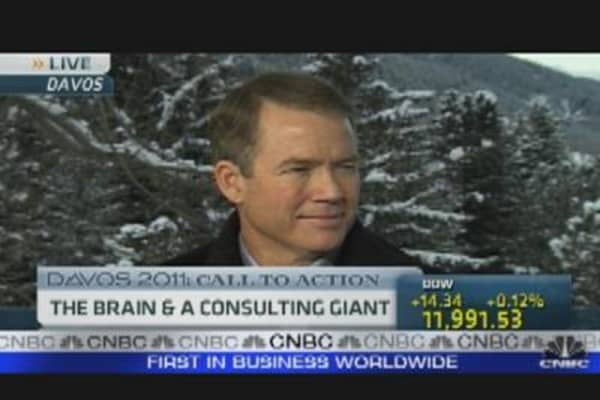 The Brain & a Consulting Giant