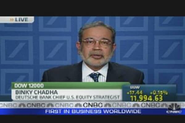 Top Strategist Shares Favorite Sectors & Stocks