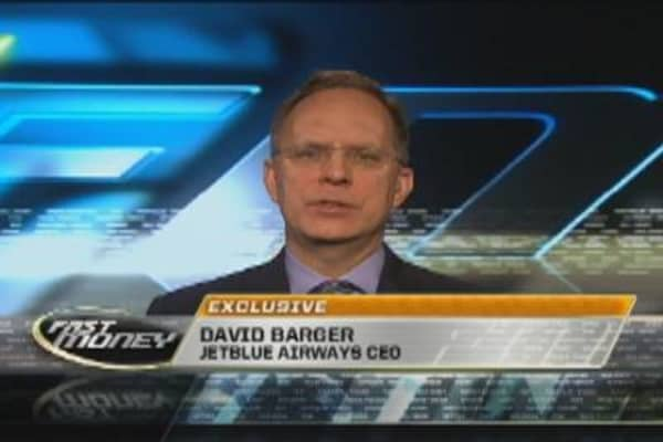 CEO Extra: David Barger, JetBlue