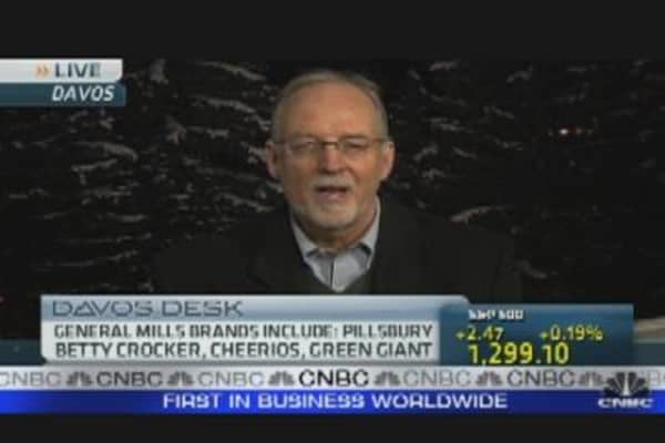 General Mills CEO on Food Prices