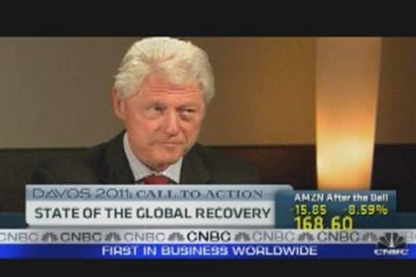 Clinton's U.S. Jobs Initiative