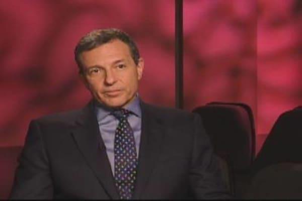 Disney CEO Breaks Down the Numbers