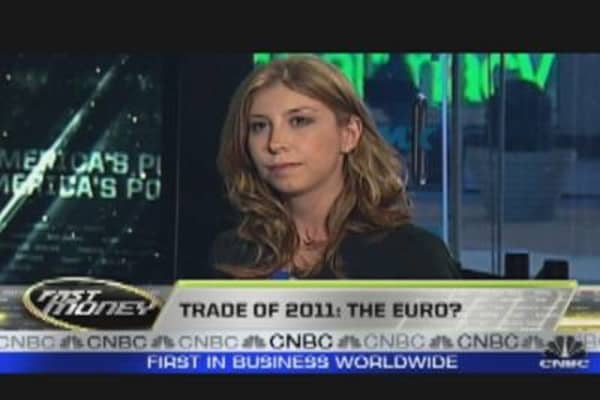 Trade of 2011: The Euro?