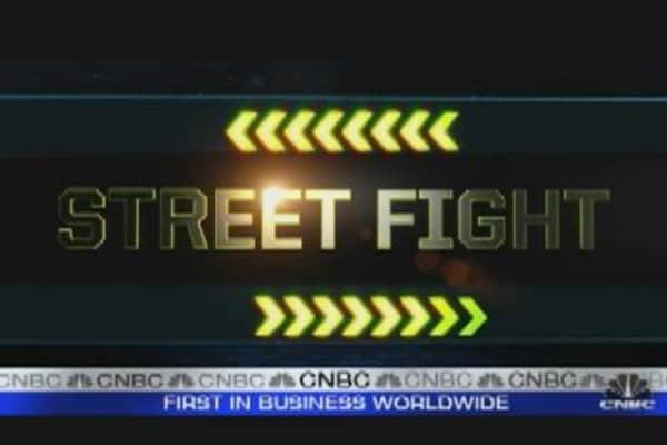 Street Fight: Stocks vs Bonds