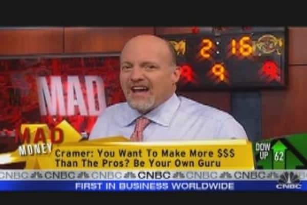 Cramer's View on Markets