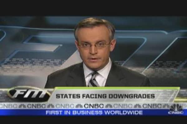 States Facing Downgrade Threats