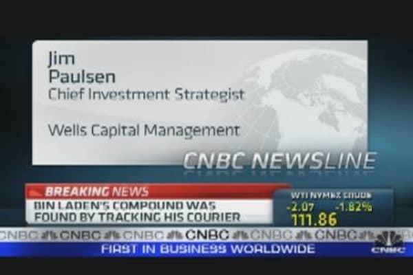Bin Laden Death Impacts Markets