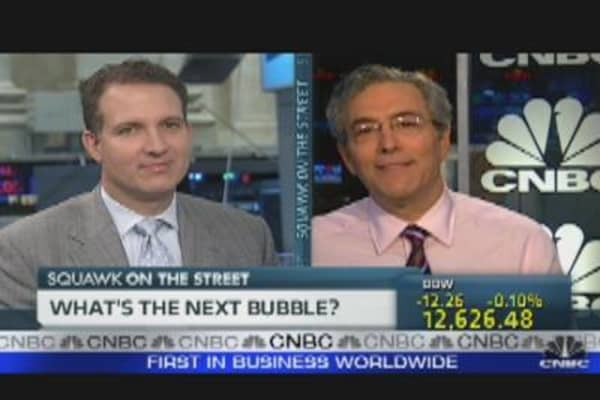 What's the Next Bubble?