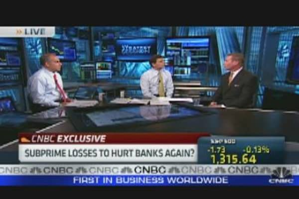 Subprime Crisis Brewing?