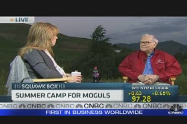 Buffett: No Russian Roulette With Debt Ceiling