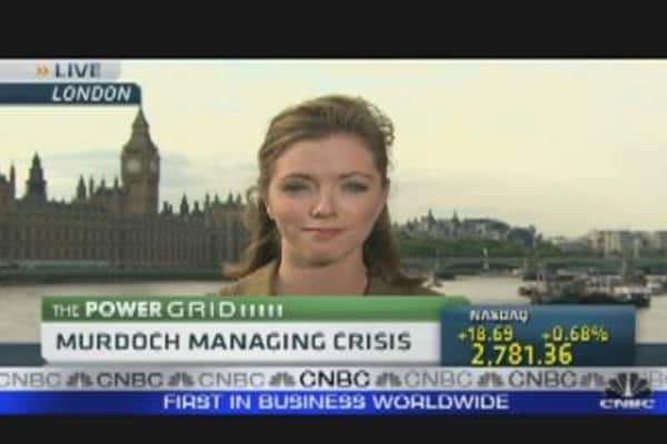 Murdoch Managing the Crisis