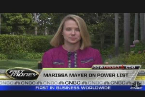 Marissa Mayer: Google's Power Player