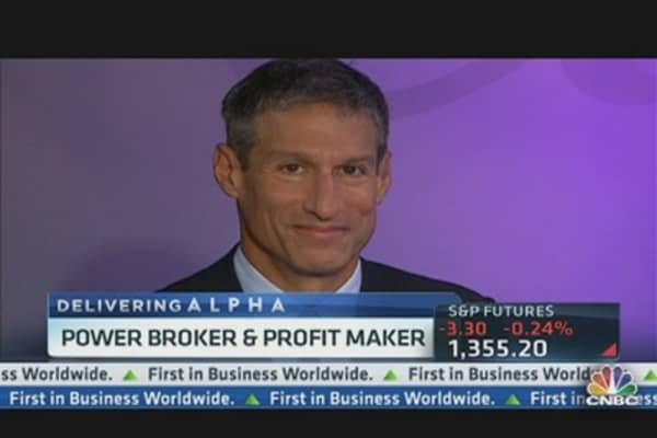 Power Broker Sees Profit Potential in Europe
