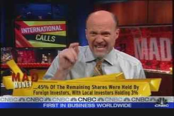 Cramer: Bullish on TLK
