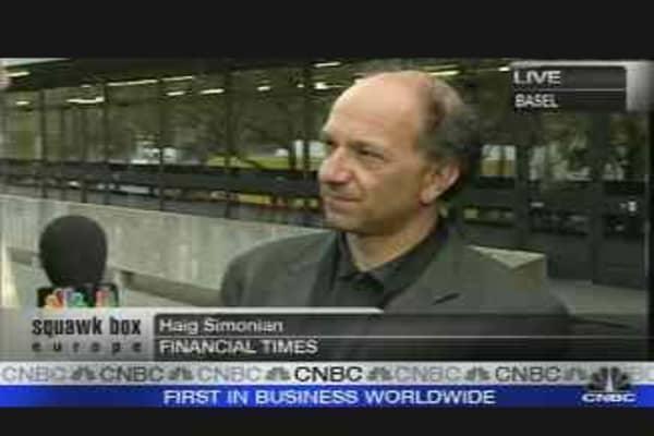 UBS Chairman Under Fire