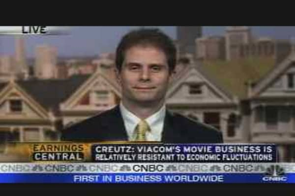 Viacom Earnings Preview