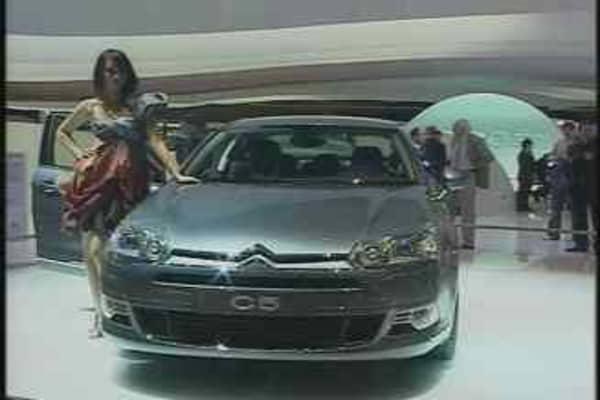 Geneva Motor Show's New Models