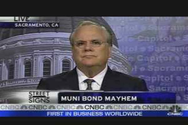 Muni Bond Mayhem