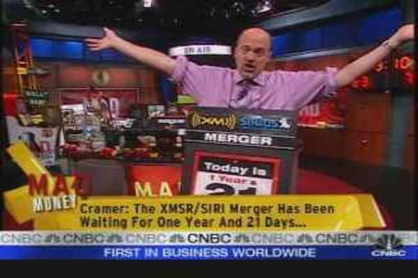Cramer: Radio Stocks a Sell