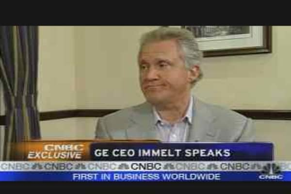 GE CEO Speaks