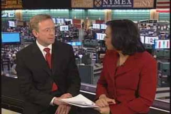 CME Group CEO