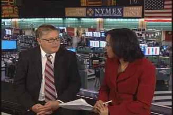 NYMEX Chairman