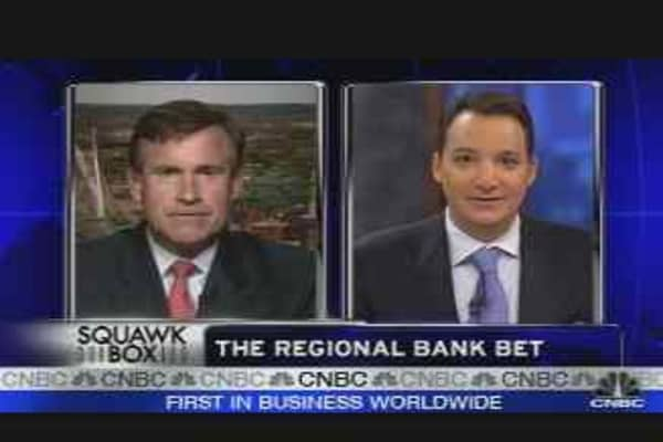 Regional Bank Bet
