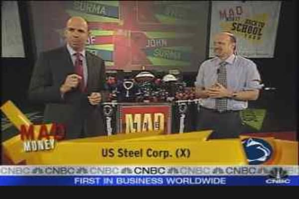 Spotlight on US Steel