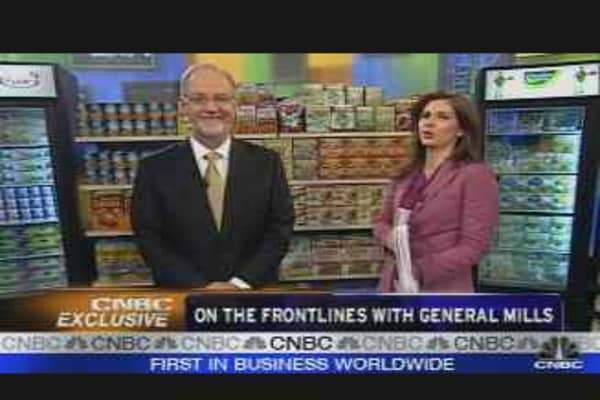 On the Front Lines: General Mills