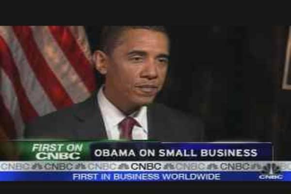 Obama's Economic Plan, Pt. 1