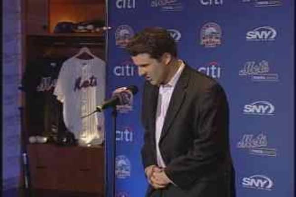 CNBC's Darren Rovell: Mets Idol?