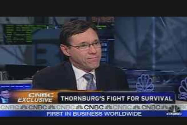 Thornburg's Fight for Survival