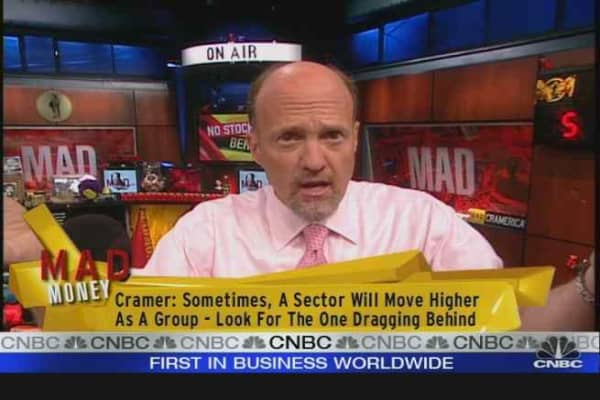 Cramer: Bullish on UST