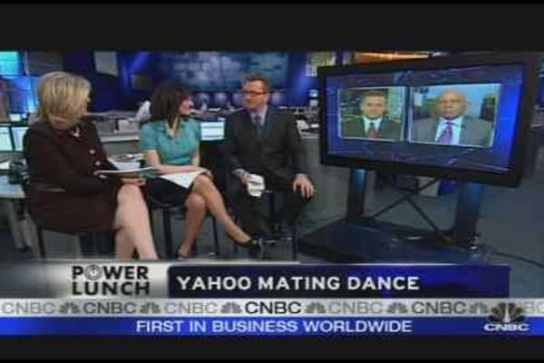 Yahoo's Latest Move