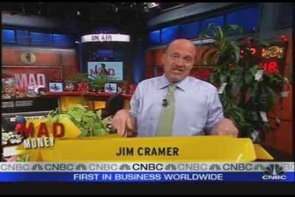 Cramer's Green Losers?
