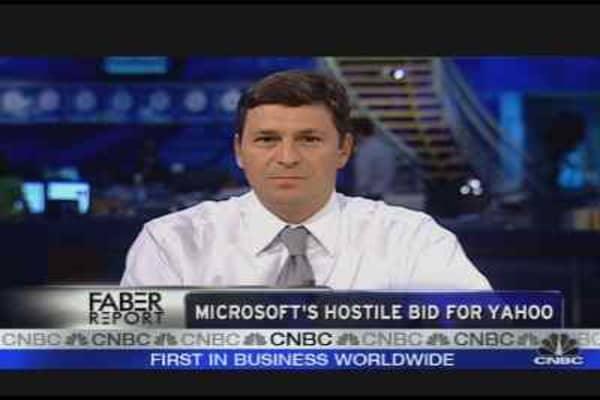 MSFT's Bid for Yahoo